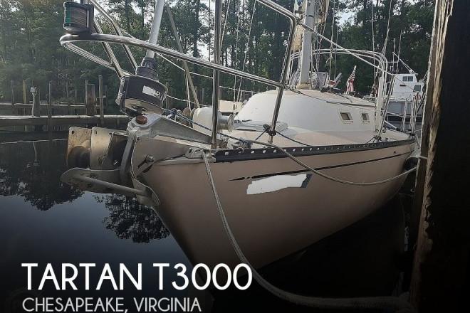 1982 Tartan T3000