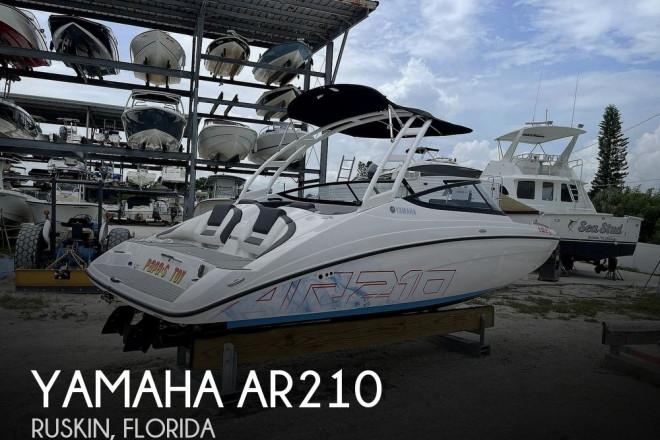 2021 Yamaha AR 210