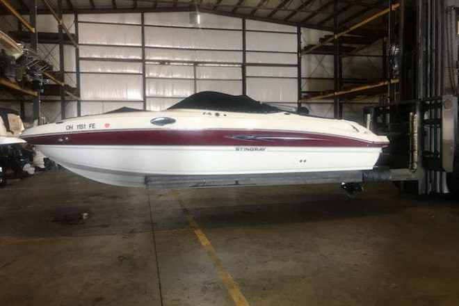 2012 Stingray 235LR