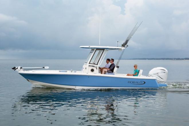 2022 Robalo 266 Cayman