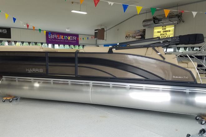 2021 Harris Sunliner 250