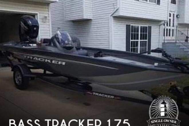 2021 Bass Tracker Team 175 TF