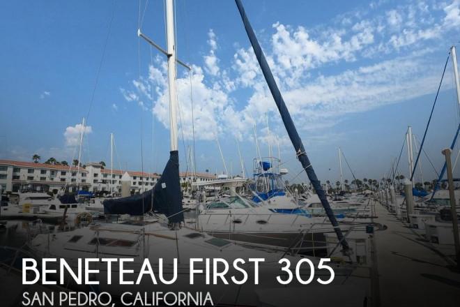 1985 Beneteau First 305