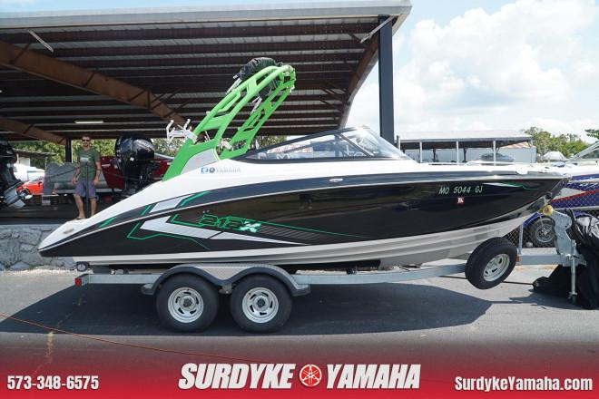 2018 Yamaha 212X