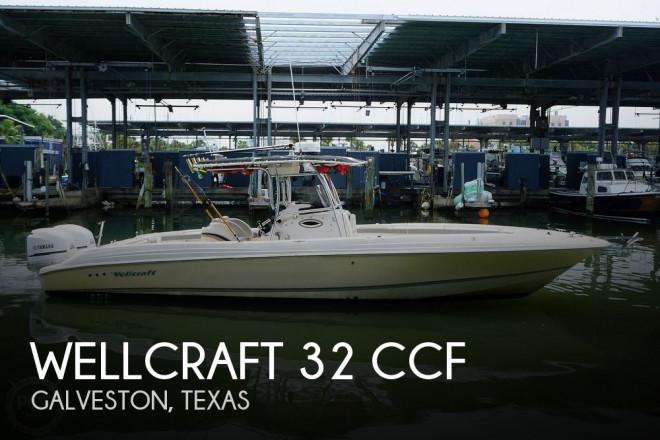 2005 Wellcraft 32 CCF