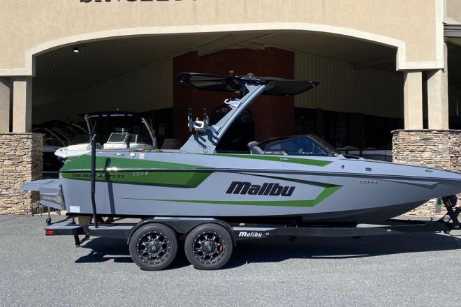 2021 Malibu WAKESETTER 23 MXZ