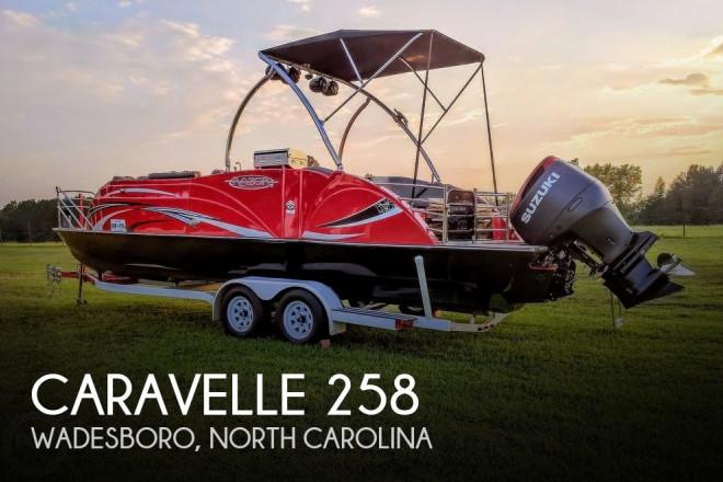 2018 Caravelle 258PF Razor