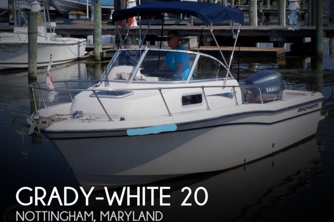 2001 Grady White 208 WA