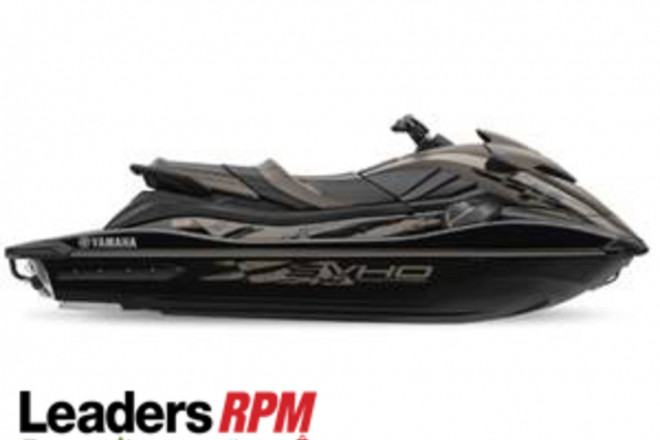 2022 Yamaha GP1800®R SVHO® with Audio