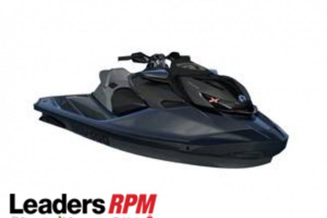 2022 Sea Doo RXP®-X® 300 iBR & Audio Premium Triple Black