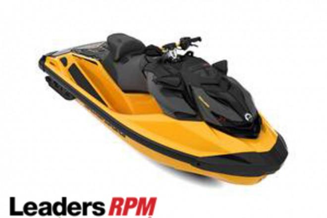 2022 Sea Doo RXP®-X® 300 iBR Millenium Yellow