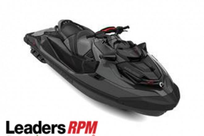 2022 Sea Doo RXT®-X® 300 Premium Triple Black