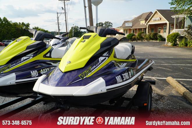 2020 Yamaha VX DLX