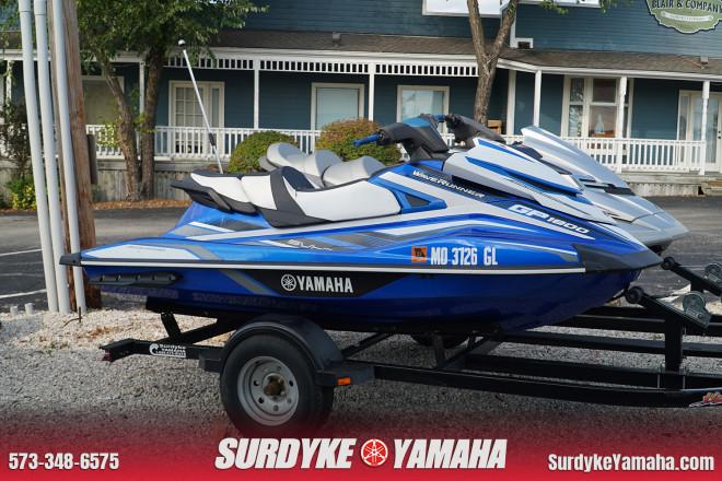 2017 Yamaha GP1800-SA