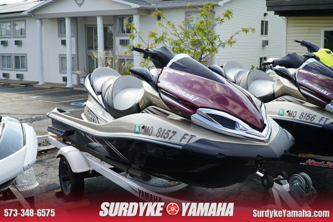 2011 Kawasaki ULTRA 300LX