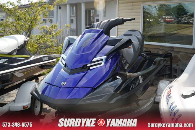 2014 Yamaha FX SVHO Cruiser