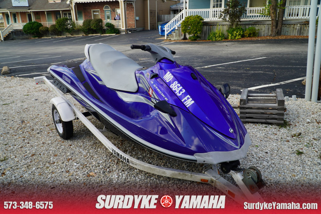 2007 Yamaha VX Deluxe