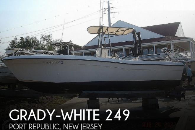 1988 Grady White 249 Fisherman