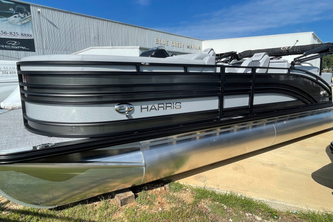2022 Harris SOLSTICE 230 - CWDH - PERFORMANCE TRIPLE TUBE