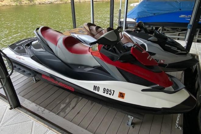 2010 Sea Doo GTX