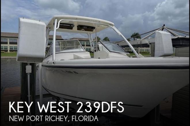 2017 Key West 239DFS