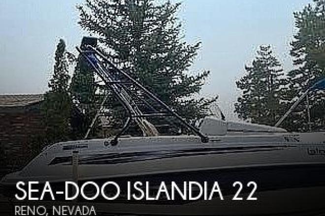 2001 Sea Doo Islandia 22