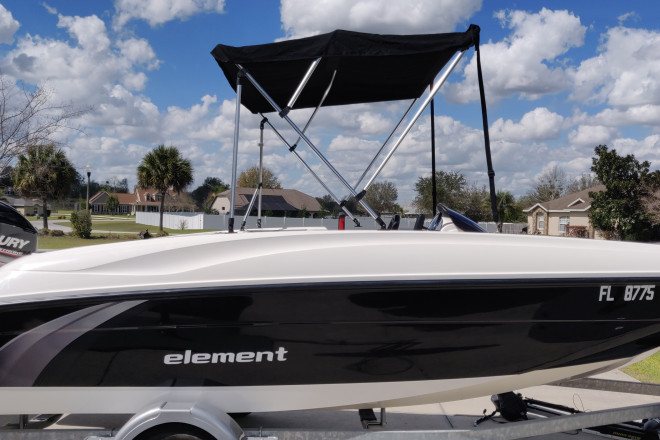 2015 Bayliner Element E-16