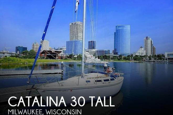 1981 Catalina 30 Tall