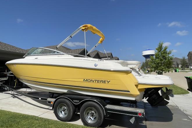 2006 Monterey 234 FS