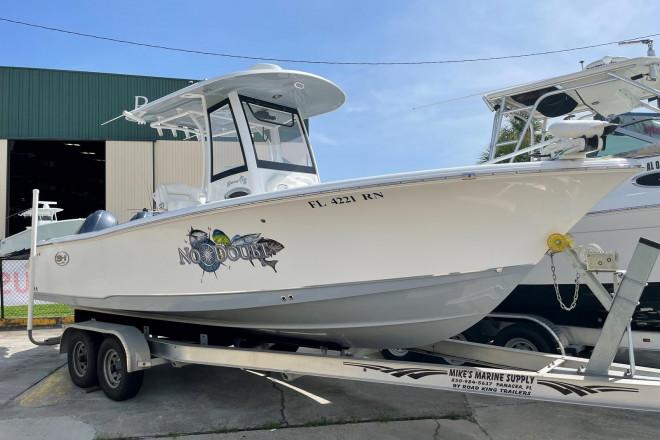 2018 Sea Hunt 25 GAMEFISH