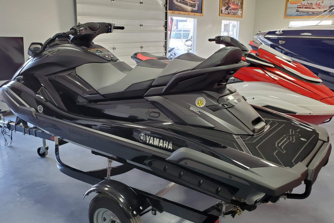 2021 Yamaha Fx Cruiser Svho
