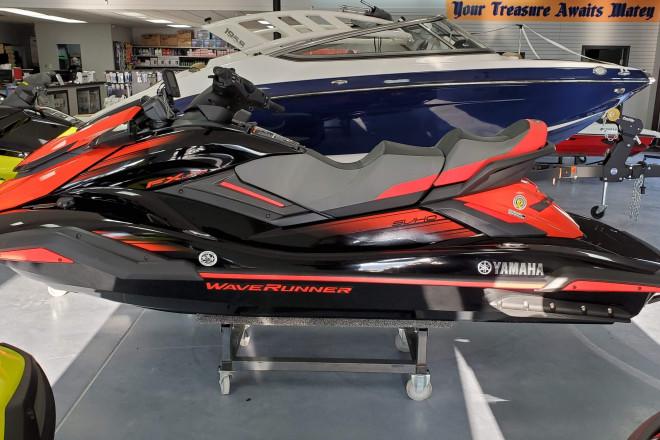2021 Yamaha Fx Limited Svho