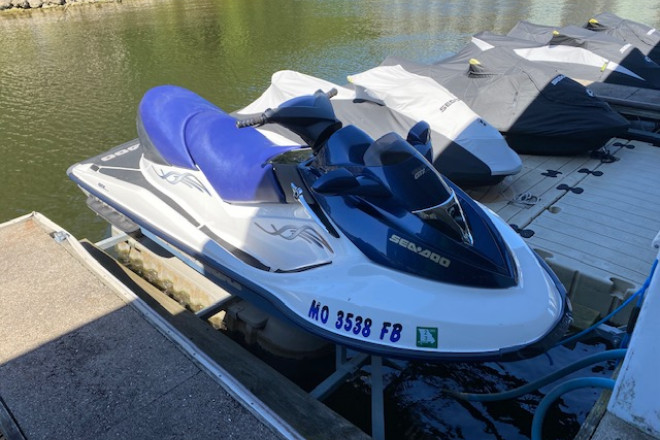 2005 Sea Doo GTX 155