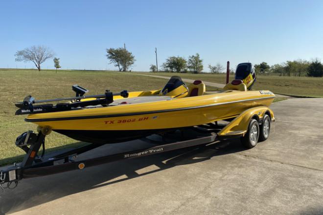 2011 Ranger Z521