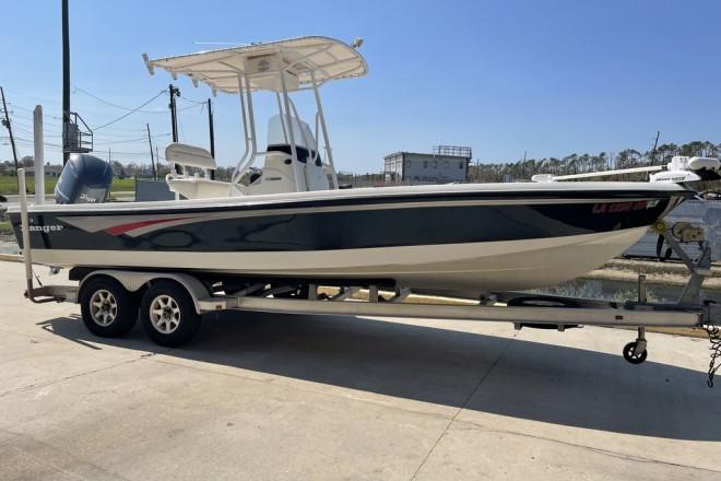 2013 Ranger 240 Bahia