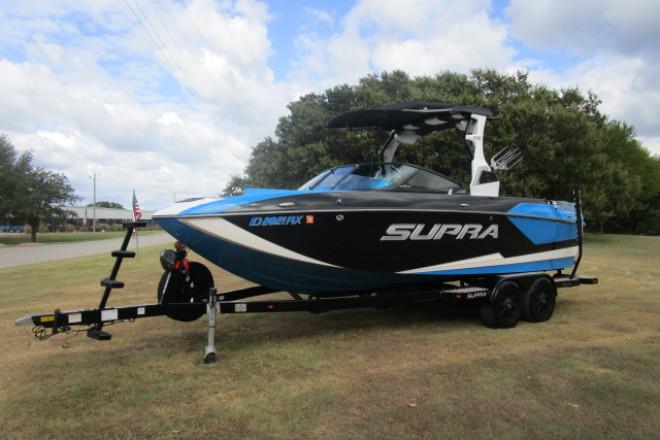 2018 Supra SL550