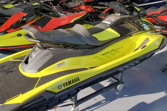 2021 Yamaha Vx Cruiser Ho