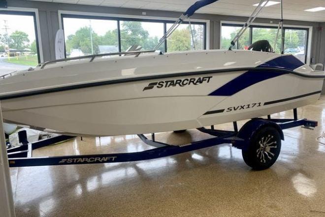 2022 Starcraft 171SVX/OB