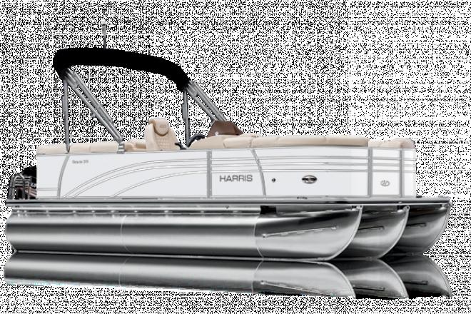 2021 Harris SUNLINER 230 - CWDH - PERFORMANCE TRIPLE TUBE