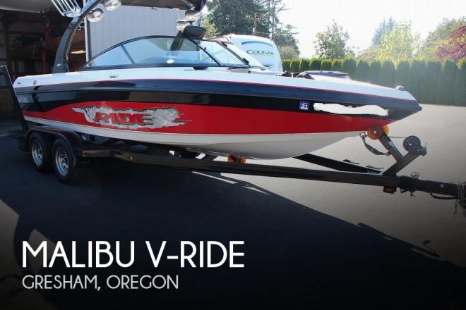 2008 Malibu V-ride