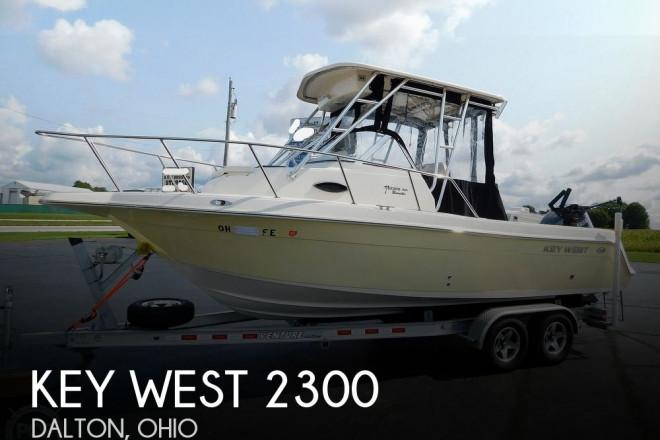 2008 Key West 2300 WA Bluewater