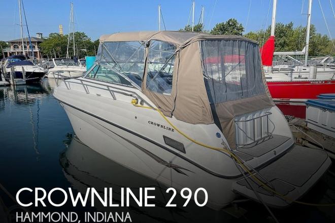 2003 Crownline 290