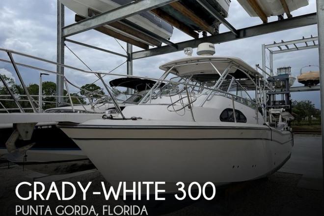 2007 Grady White 300