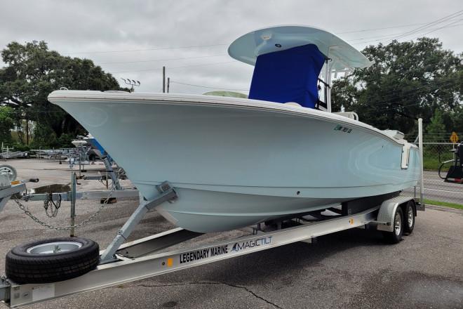 2020 Sea Hunt 255 ULTRA
