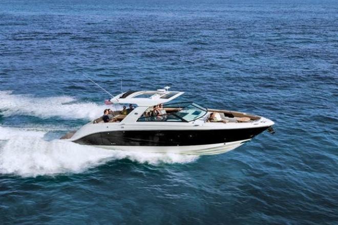 2022 Sea Ray 400SLX