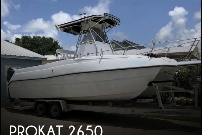 2000 ProKat 2650