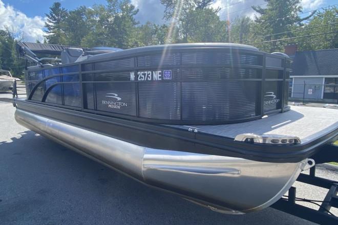 2021 Bennington SX Series 22 22 SSRX