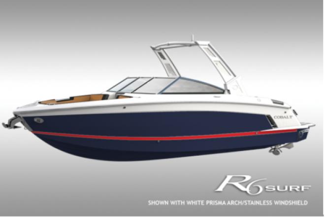 2022 Cobalt R6 SURF