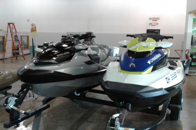 2020 Sea Doo GTW 230\ Wake Pro 215
