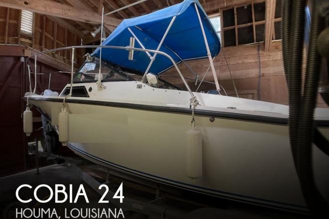 1974 Cobia Caribbean 24CC (Cuddy Cabin) I/O